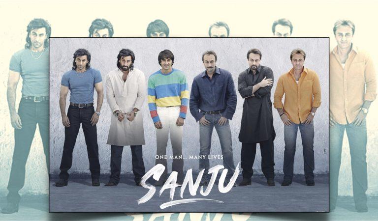 SANJU – Ranbir Transforms Into Sanjay Dutt