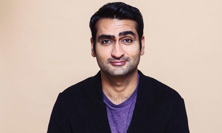 "Kumail Nanjiani Joins Marvel Cinematic Universe With ""The Eternals"""