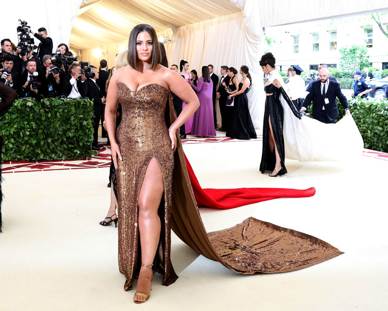 MET GALA ASHLEY GRAHAM
