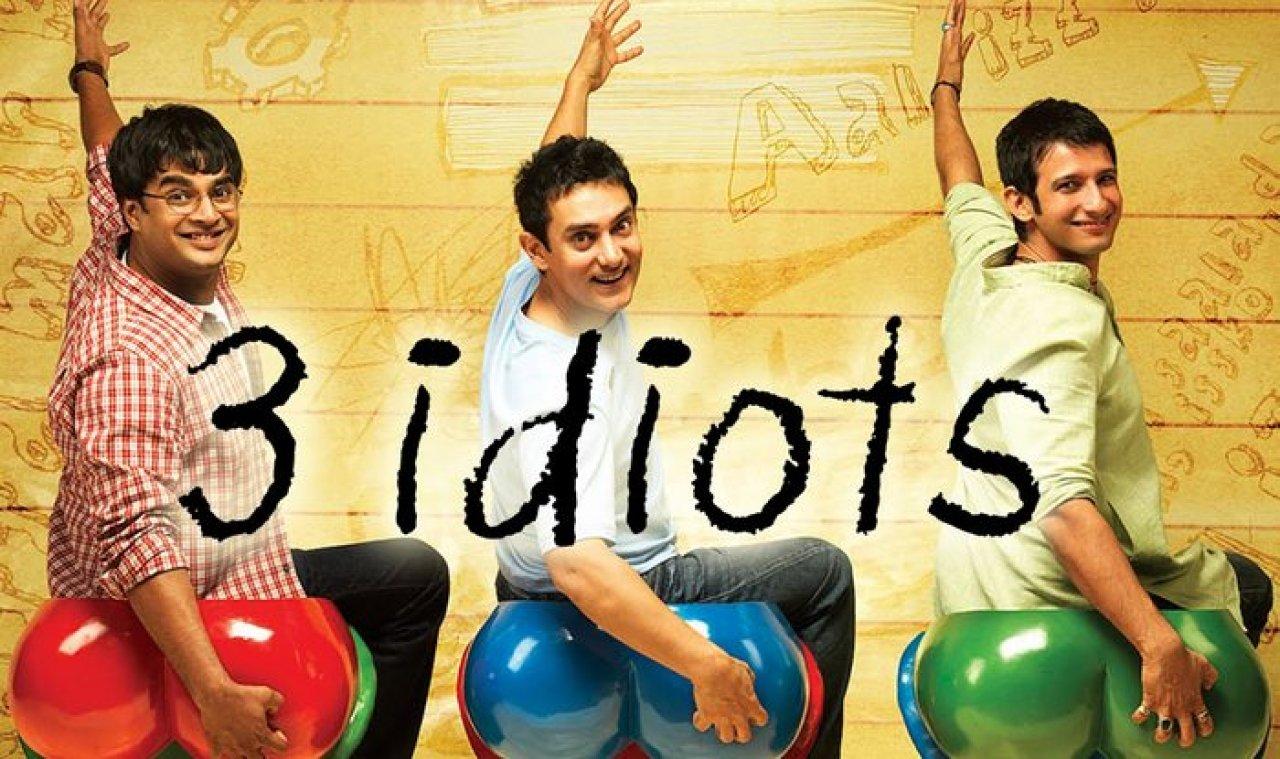 Bollywood Movies 3 Idiots