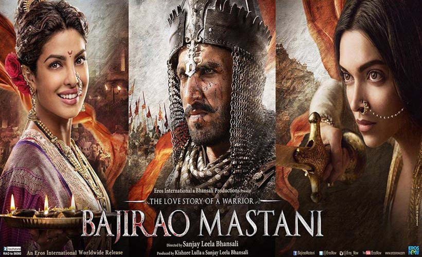 Bollywood Movies Bajirao Mastani