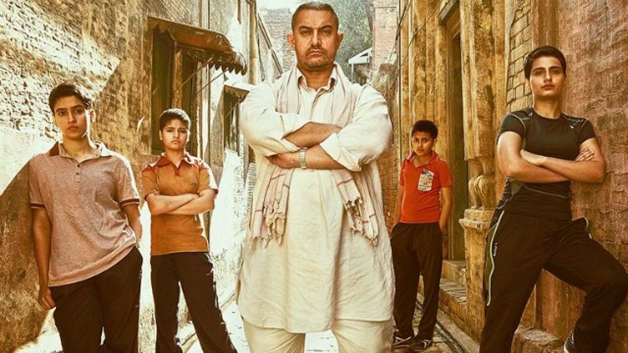 Bollywood Movies Dangal