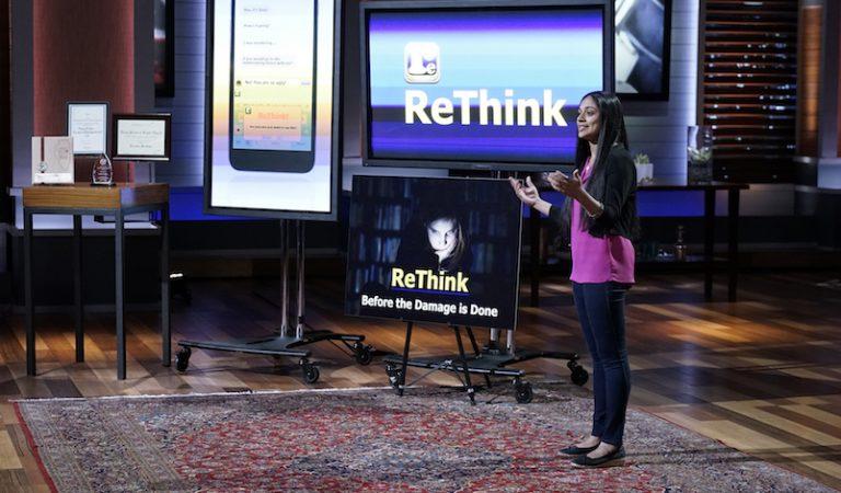 Trisha Prabhu's ReThink App Wins Hearts At Shark Tank