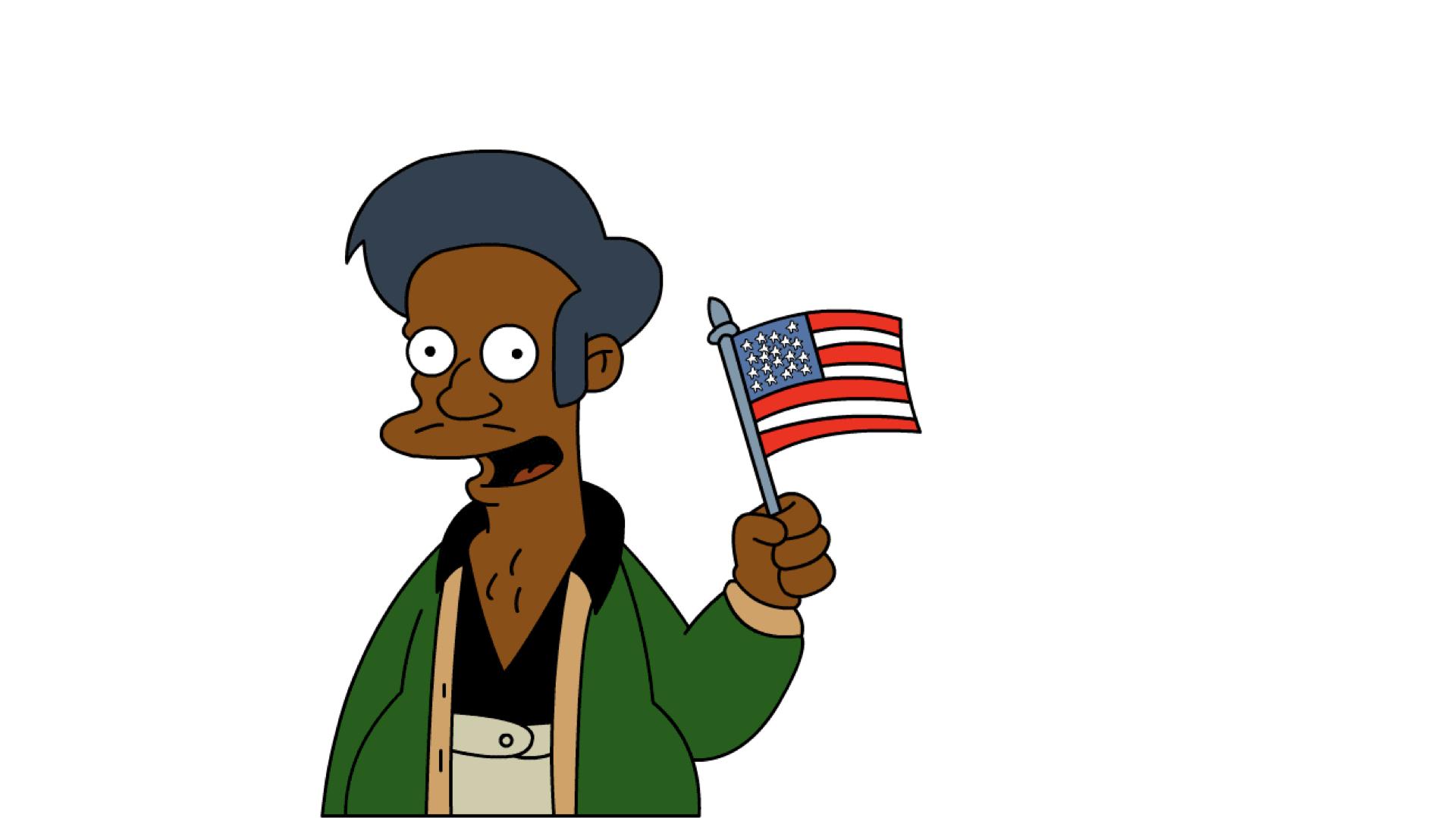 The Simpsons -APU