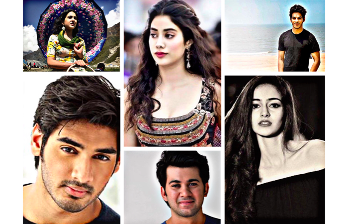 Top 6 Bollywood Star Kids Raring To Go