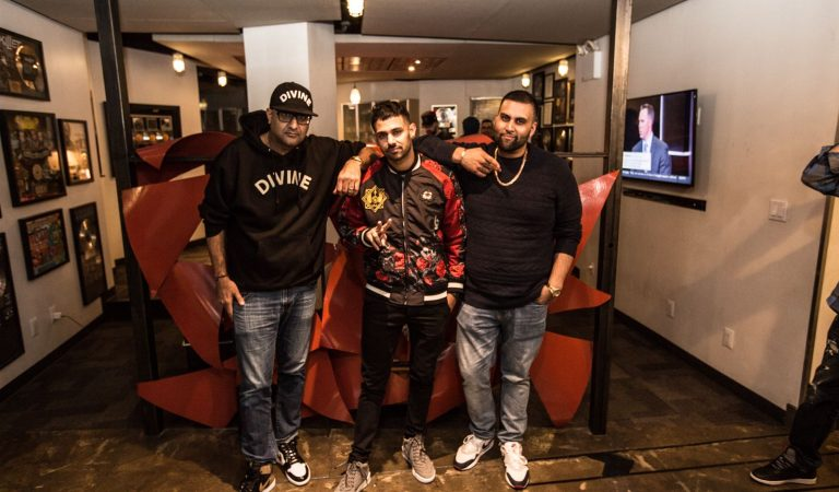 DJ Sharad + DJ Juicy Present The Butter Chicken Podcast Featuring Jaz Dhami