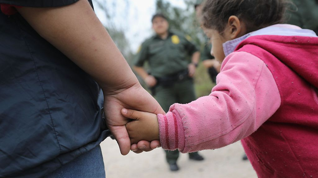 Trump Administration separating children at border