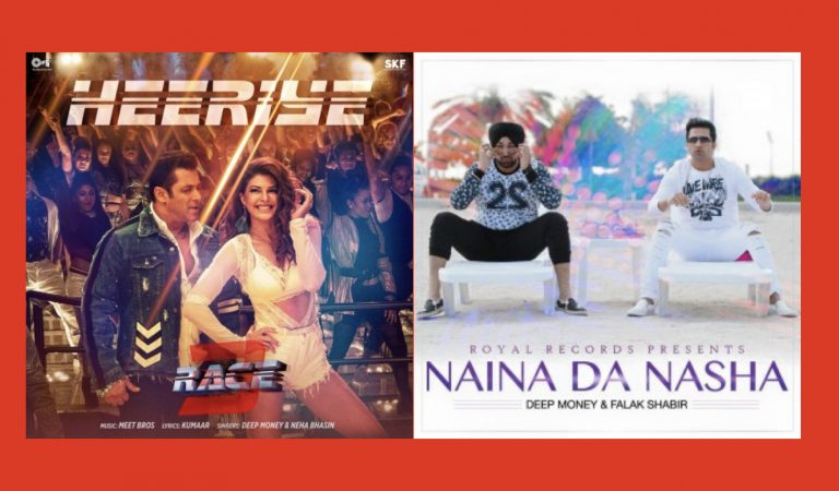 'Heeriye' From Race 3 And 'Naina Da Nasha' – Can You Spot The Difference?