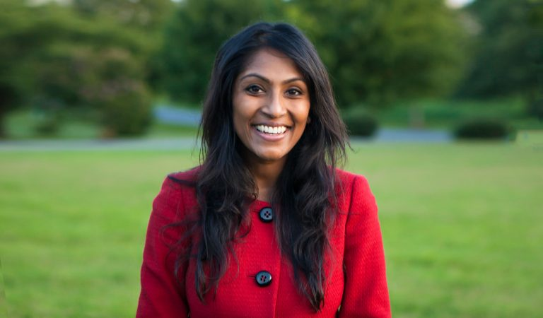 Krish Vignarajah Slaying The Maryland Election Campaign For Governor