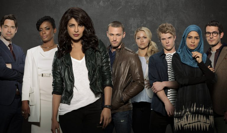 Nationalist Twitter Trolls On Priyanka Chopra's Quantico Are So So Stupid
