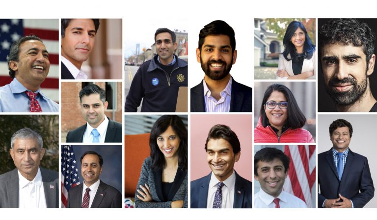 South Asian Americans All Set To Slay Midterm Elections