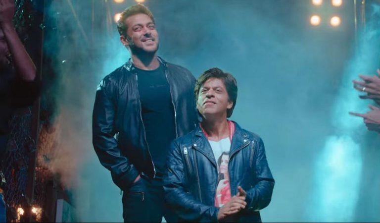 #ZEROCelebratesEid – Shah Rukh Khan Presents A Special Gift