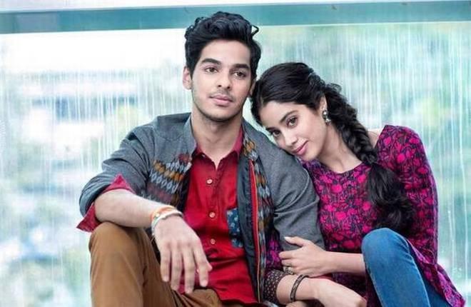 Dhadak - Movie Review