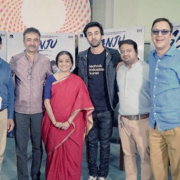 Vidhu Vinod Chopra - Feature Friday