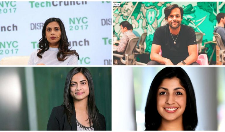 Four Indians Named In Fortune Magazine's Under 40 List