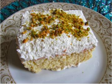 kulfi cake