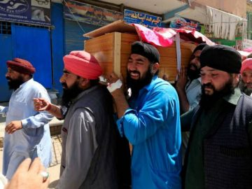 Jalalabad Bomb Blast Sikhs Dead