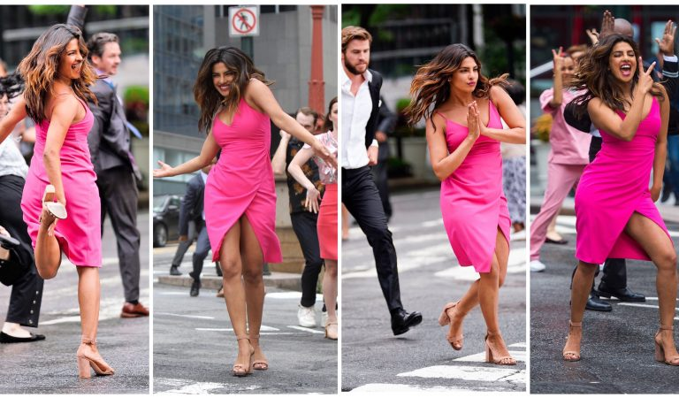 When Priyanka Chopra Danced On The Streets Of New York