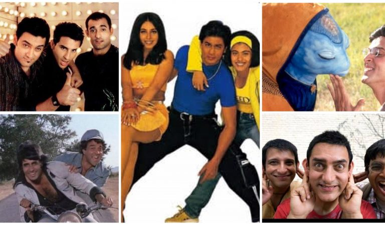 Top 5 Epic Bollywood Movies On Friendship