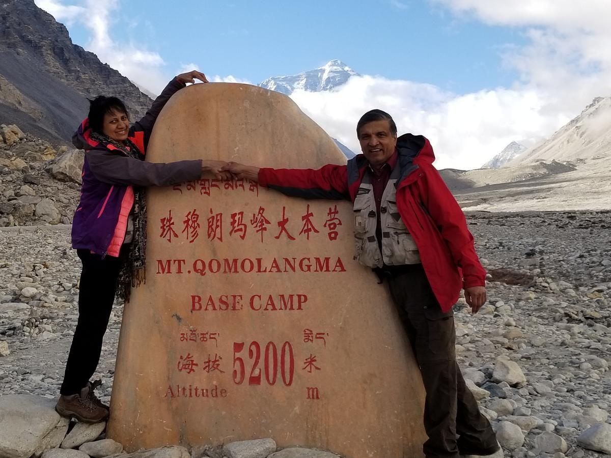 Dr. Rajesh & Darshana Kadakia - Travel