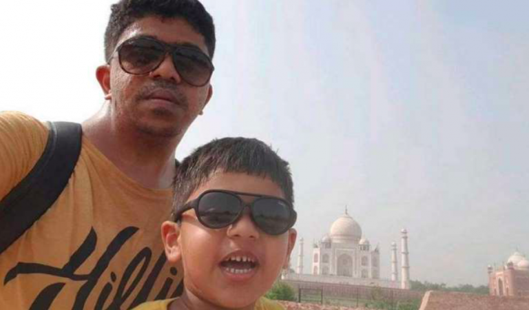 Father Creates World Record To Teach Son About Indian Culture