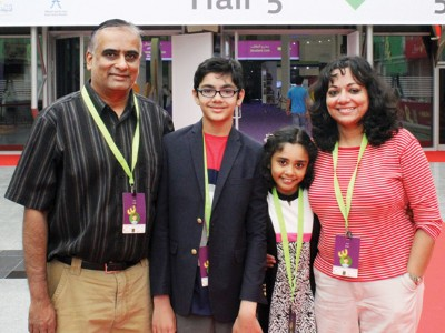 India And America Are Proud Of Child Prodigy Tanishq Abraham!