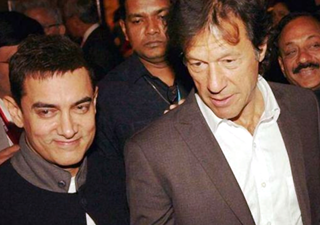 Aamir Khan Not Going To Pakistan For Imran Khan Swearing In Ceremony