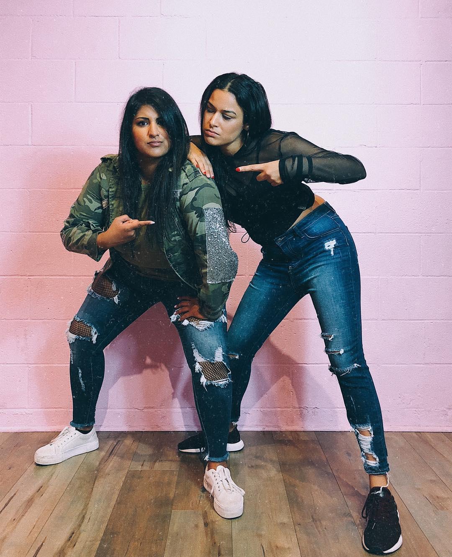 Chaya Kumar & Shivani Bhagwan On A 18 City North America Tour - DissDash