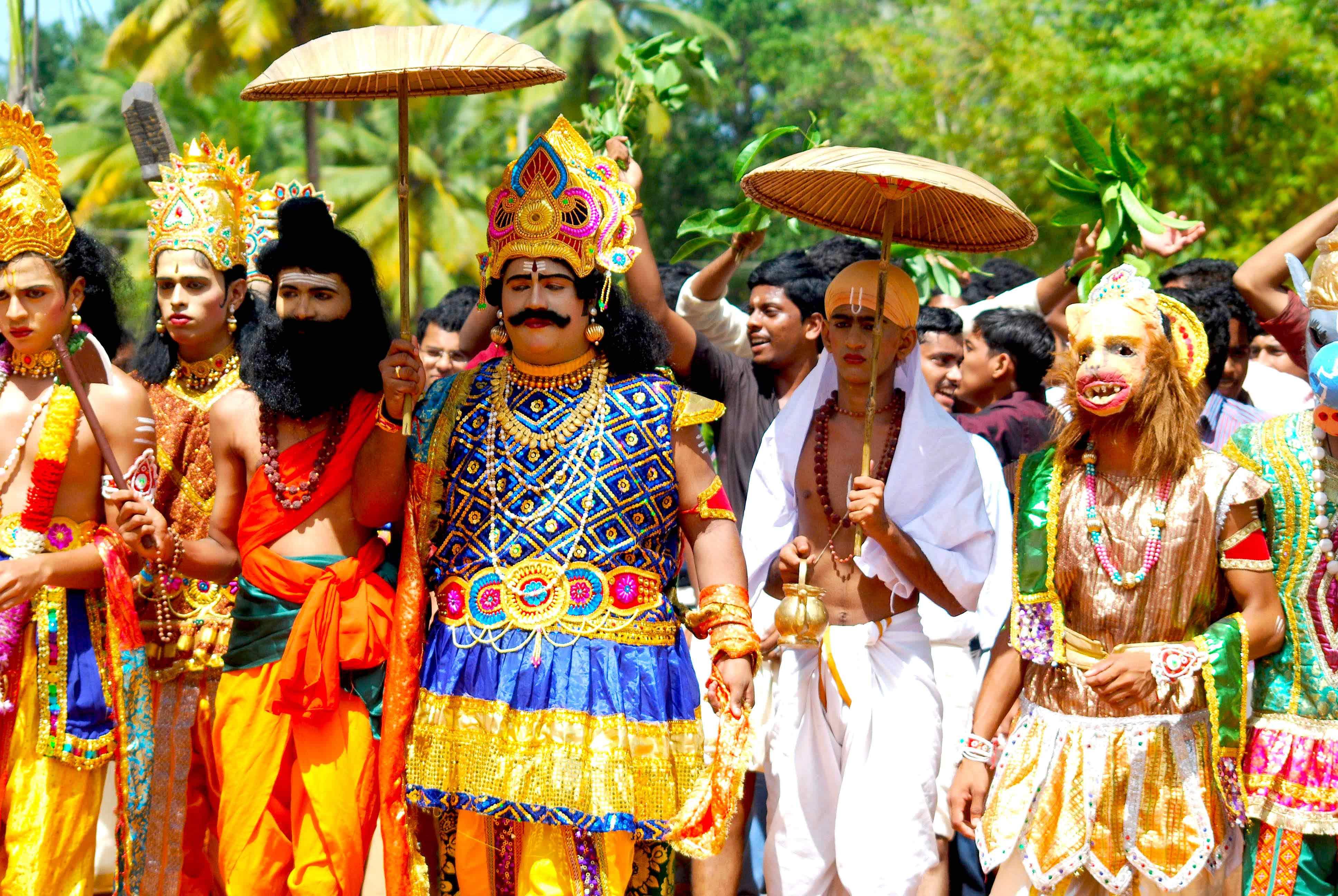 Onam Kerala Floods