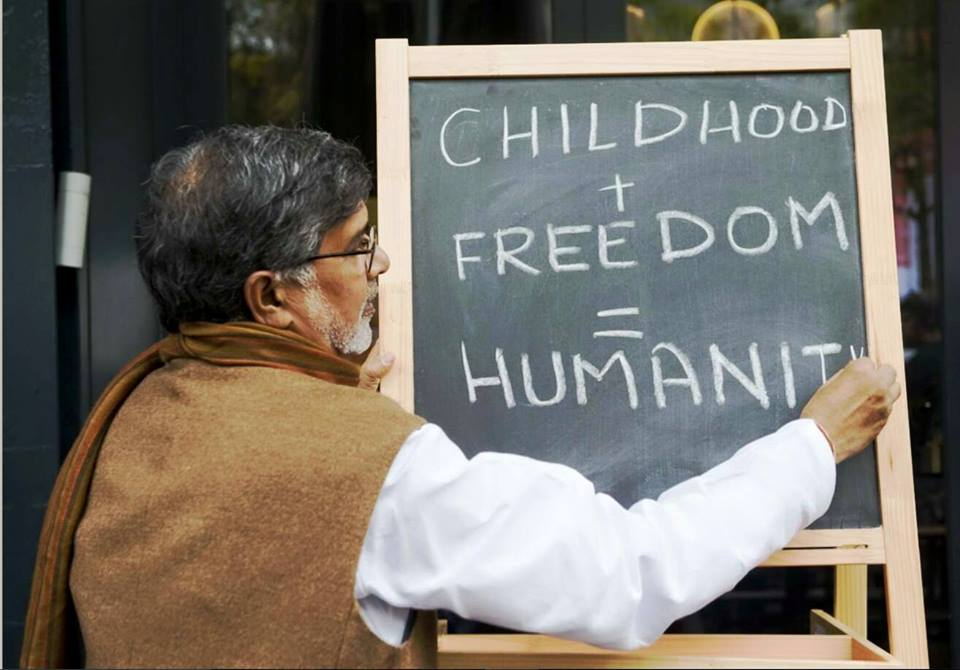 Kailash Satyarthi - The Price Of Free