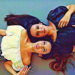 Poonam and Priyanka DissDash