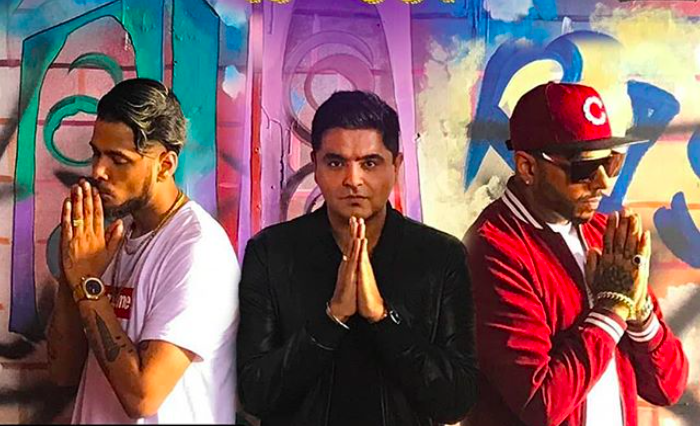 Tune In Tuesdays – Juggy D ft. Rishi Rich & IKKA 'Get Down' To Business