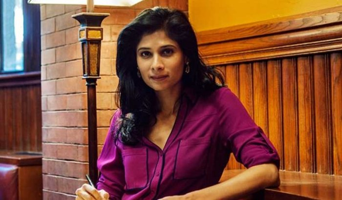 Gita Gopinath: First Female Chief Economist At IMF