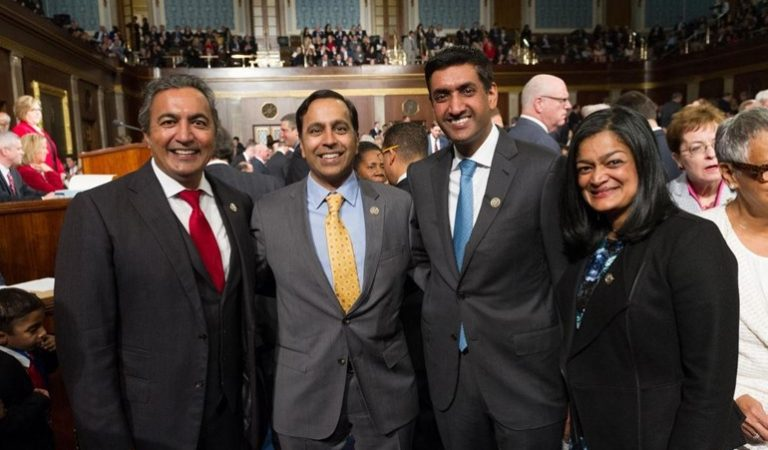 Members Of The 'Samosa Caucus' Get Elected To American Congress