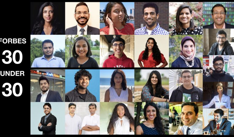 South Asian Americans Rocking The 2019 List Of Forbes 30 Under 30
