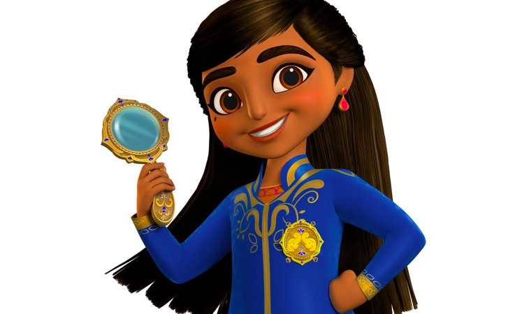 Disney Jr.'s Latest Project. 'Mira, Royal Detective' To Feature All-South-Asian Cast