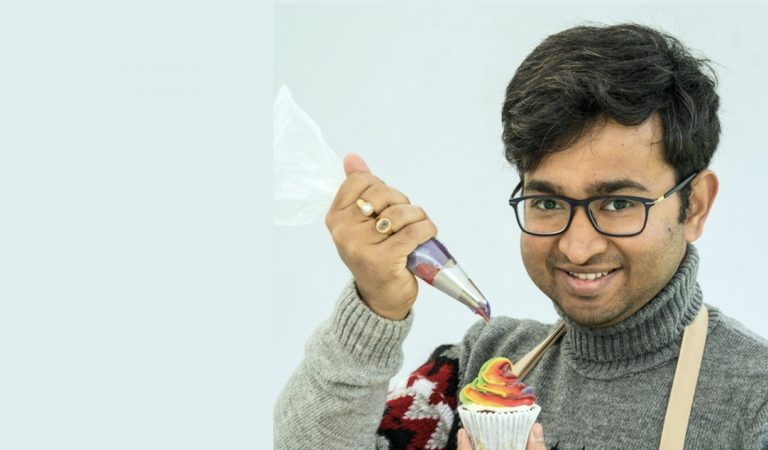 Meet Rahul Mandal – From Being A Scientist To Winning The Great British Bake Off