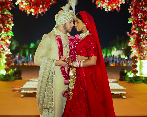 Google Discloses – Nick and Priyanka's Wedding Is 2nd Most Searched Worldwide