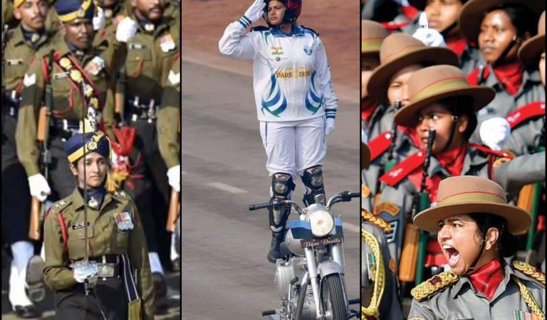 70th Republic Day Of India Was A Breakthrough For Women