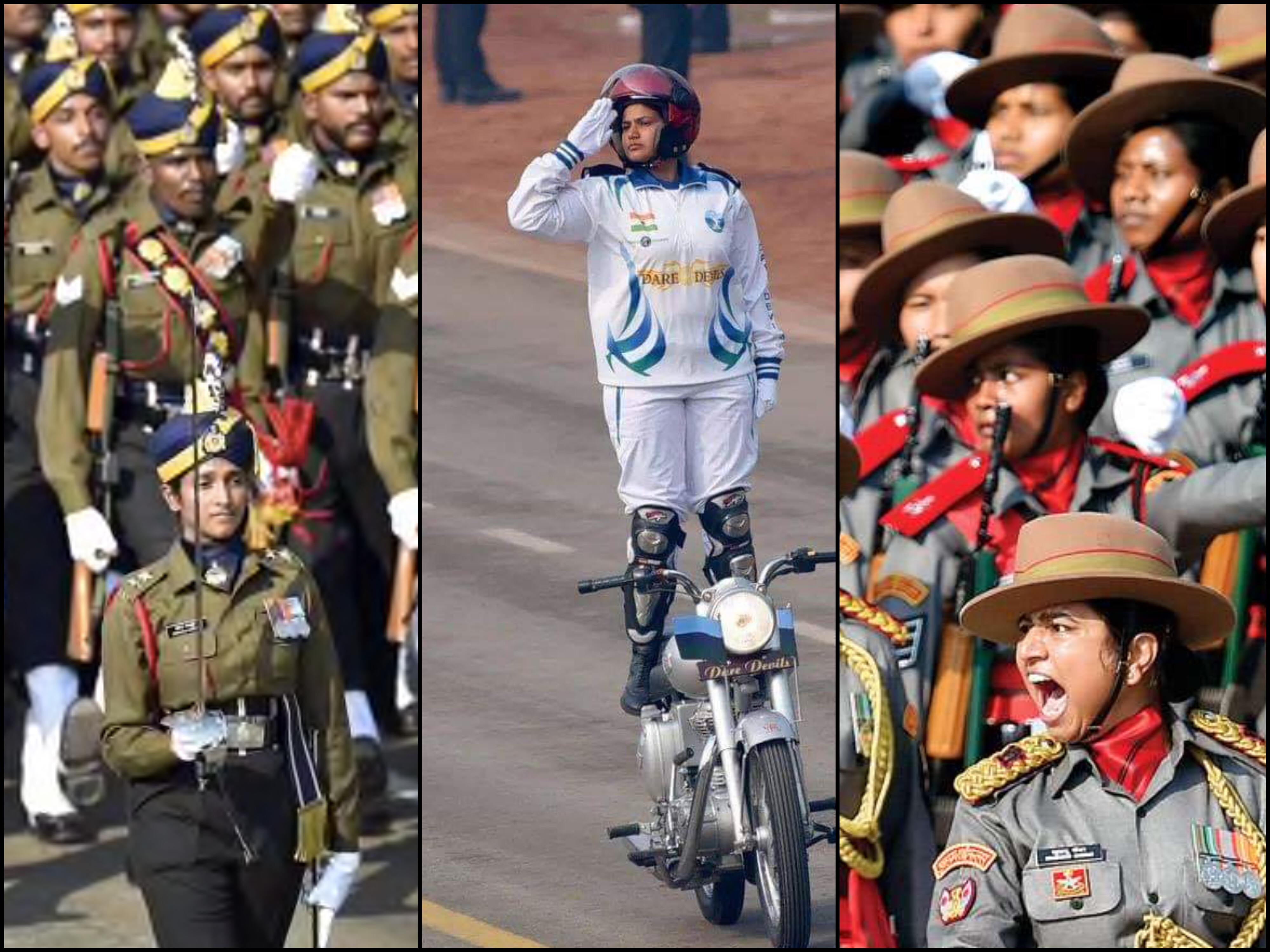 Republic day Parade DissDash