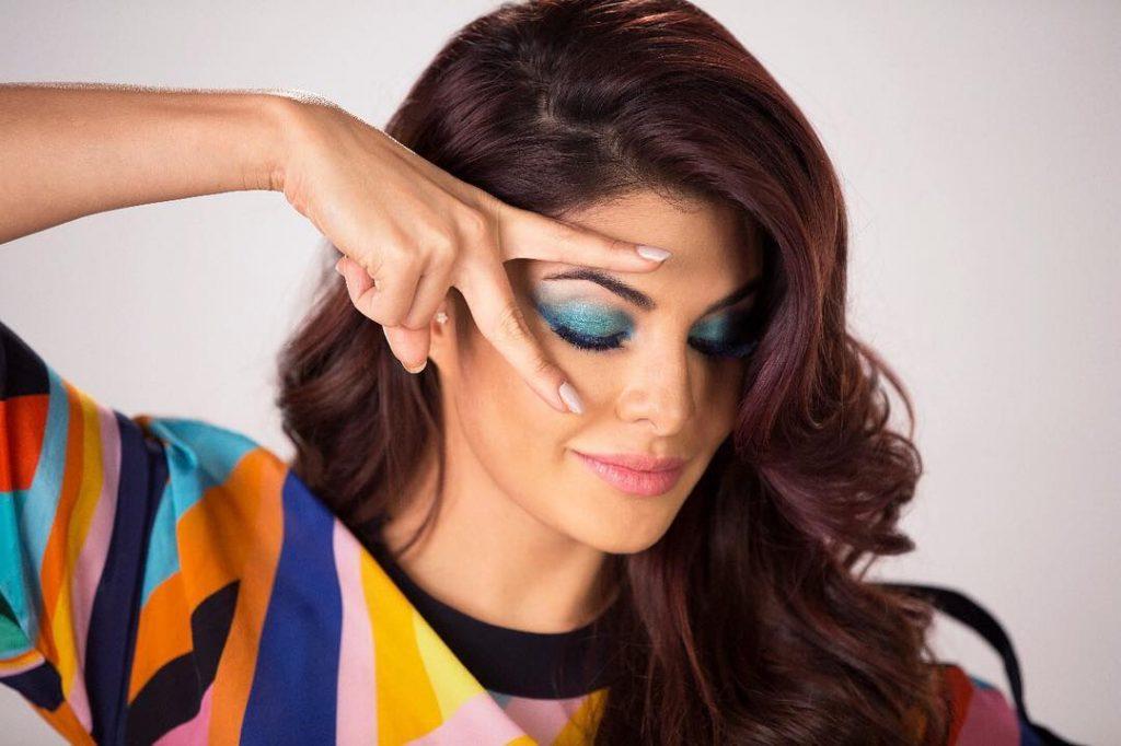 Jacqueline Fernandez Huda Beauty