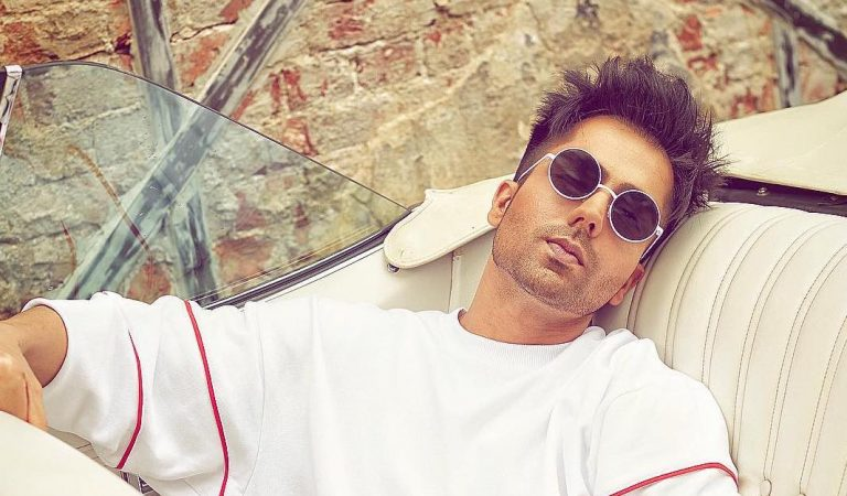 "Exclusive: Harrdy Sandhu Tells All From ""Kya Baat Ay"" To His Dream Collab"
