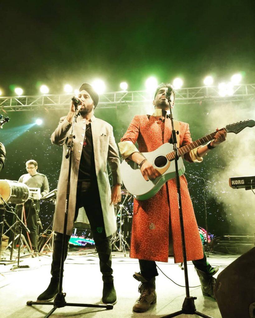 Qurram Hussain & Roop Magon