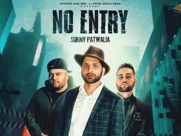 No entry dissdash