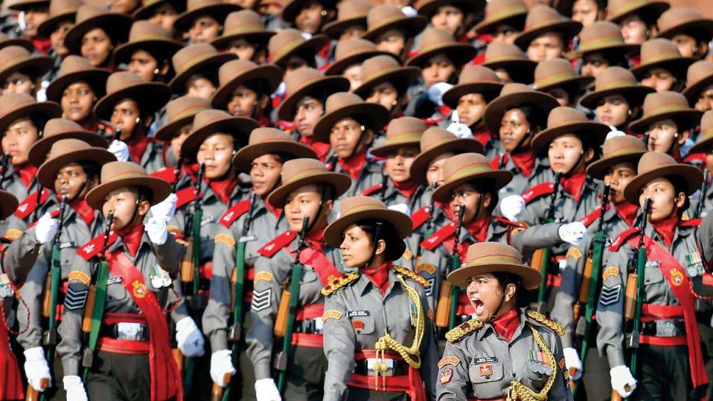 70th Republic Day Parade India