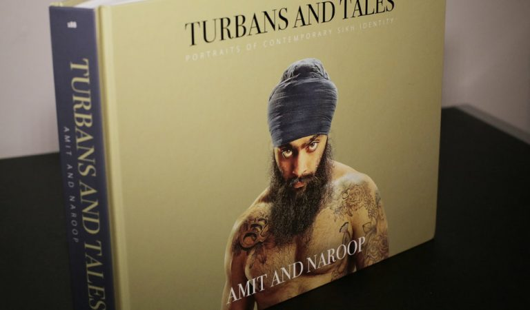 'Turbans and Tales,' a Homage to Heritage by Photographers Amit and Naroop