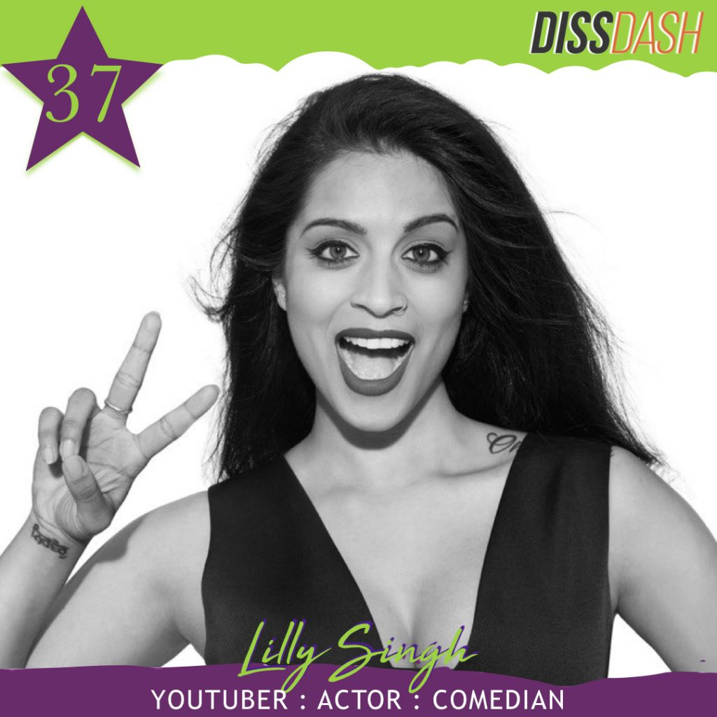 Top 50 Lilly Singh
