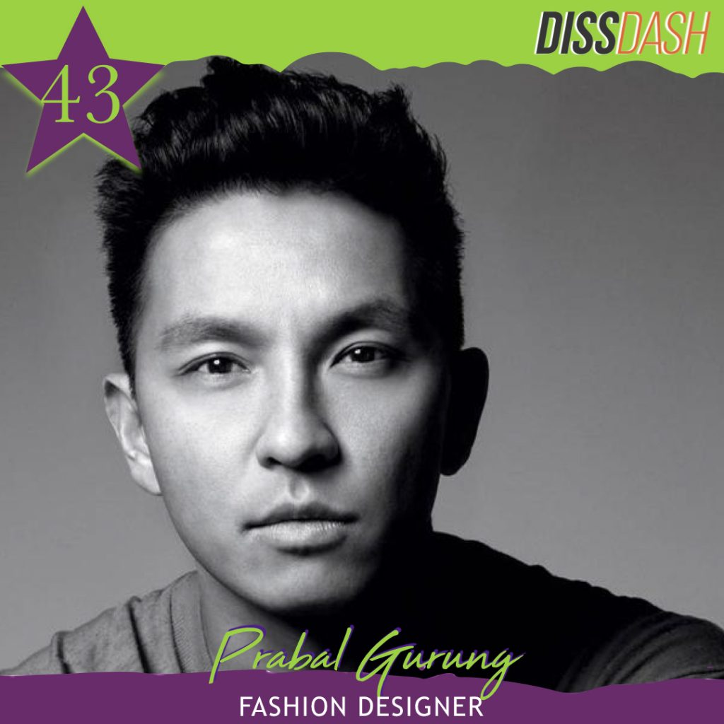 TOP 50 Prabal Gurung