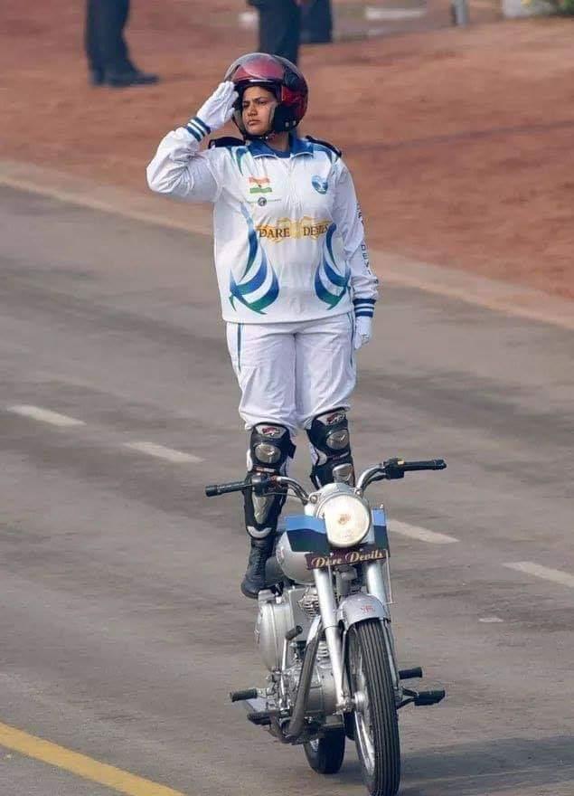 Captain Shikha Surabhi