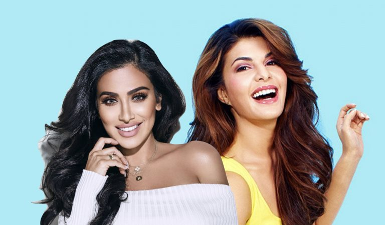 Dubai-Based Huda Beauty Collaborates With Jacqueline Fernandez